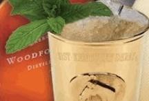 Bourbon Drinks & Cocktails