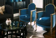 AT HOME/TURQUOISE / Turquoise home and fashion ideas