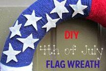 Fourth of July / by Julia @ It's Always Ruetten