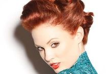 Vintage-Inspired Hair / by Latest Hairstyles