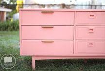 Dressers / by Julia @ It's Always Ruetten