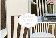Fabulous Furniture {Makeovers}