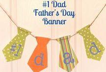 Father's Day / by Julia @ It's Always Ruetten