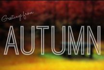 Fall / by Julia @ It's Always Ruetten