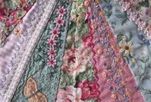 Embroidery Quilts / by Carol Gardner Zimoski