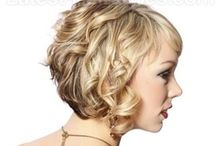 """Wigs for Kids Hair Cut / Short styles for 8""""-10"""" donation."""