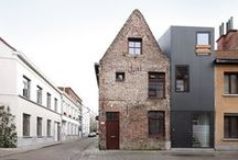 architecture _ urban houses