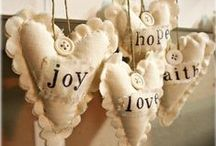 """Celebrate Christmas Ornaments / Love the options presented here  . . . to adapt or find or make  . . . to create Christmas themes for a tree . . . especially love doing the symbols of the season or nativity figures that  """"tell the story!"""""""
