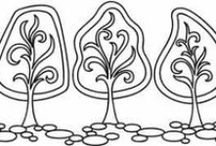engraving and etching patterns / examples