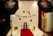 Keely's 14th Birthday Party  / Movie Theme / by Kathleen Rehman