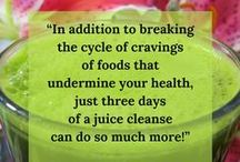 Juice Cleansing Quotes