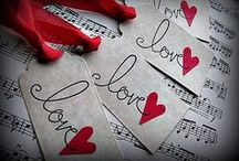 Celebrate Valentine Love with Cards/Tags / Lovely cards to make for young and old by young and old