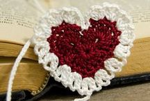 Crochet Creativity / Hopefully to try in a spare moment or two . . .