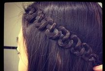Braids etc... / updos and braids / by Leah Vise