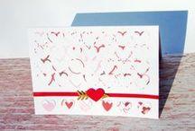 Cards: Valentine's Day / by Julia @ It's Always Ruetten