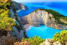 Greece 2015 / by Kathleen Rehman