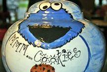 Cookie Jar / Cookie Jar / by Rider Egao