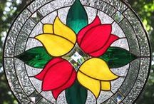 Stained Glass / Stained Glass / by Rider Egao