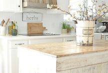 AT HOME/COTTAGE / Cottage home decor