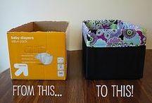 DIY & Craft-spiration {Organization} / by Emily Hinkle