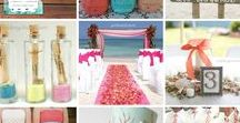 Beach Wedding Inspiration / Some of our favourite ideas for your perfect beach wedding