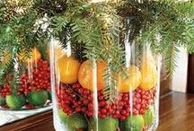 Happy Holidays / Holiday decor ideas, Christmas decorations