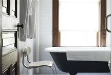 Bathrooms / by Rugged and Fancy