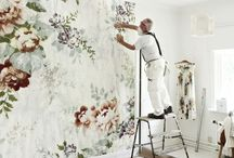 wallpaper ~ / inspiring wallpapers & wall coverings.