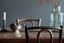 ~ kitchen ~ / a place to cook and eat, inspiring kitchens and styling ideas / by borrowed-light