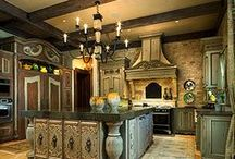 Kitchens to see / by Kathy Sawyer