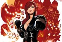 SuperCH!CKS / Real and fictional women who kick ass!