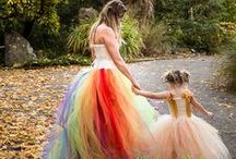 Tulle and tutus / Tulle and tutus galore. Also a range of activities and crafts you can make with tulle and ribbon aswell as some tips :)  You can order items and tulle by the yard on my facebook page - www.facebook.com/cadenzabella OR via my website www.cadenzabella.co.nz