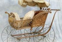 Antiques / Anything old and antique...I love. :)