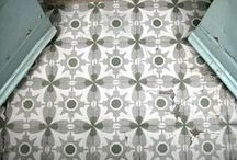 tile files ~ / encaustic, classic, vintage, metro, subway, mosaic.....cool beautiful tiles for both internal and external needs