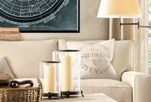 Decor ideas the Home / by Stacy Pitino