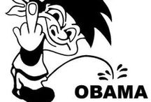 OBAMA OUT if you dont like it dont look / by Mark Hall