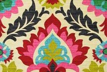 Fabric, Paint and Wallpaper / by Virginia Frankenthal