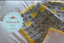 "Crochet ""Mãe Ester"""