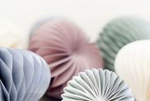 ~ collections ~ / a gathering of pretty things / by borrowed-light