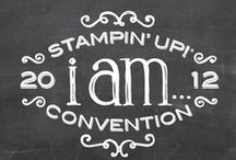Stampin' UP! Convention 2012