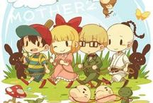 Earthbound♥ / also: Mother and Mother 3 ♥ / by Tracey Robinson