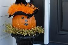pumpkins..... / by Luz Elena Moran