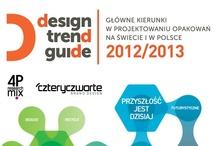 Design Trend Guide / Wspólnie z Czteryczwarte Brand Design i w toku interdyscyplinarnego badania, przeprowadzonego przez socjologów, badaczy rynku, projektantów i teoretyków designu, wyłoniliśmy siedem istotnych trendów, które przejawiają się w opakowaniach na całym świecie i w Polsce.