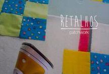 My Tuturials / passo-a-passos / dicas / tips - Retalhos
