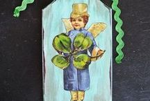 St. Patrick's Day! / Here's a collection of St. Patrick's Day crafts, DIYs and recipes from some of my favorite bloggers! / by Pet Scribbles