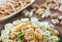 Housewarming Party Ideas / Housewarming party food and decoration ideas