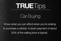 TrueTips / Everything from buying a car to maintaining one can be tricky. But it doesn't have to be! TrueCar has got all the tips you need, from driving and maintenance, to buying and leasing. Take the stress out of owning a vehicle with these tips.