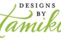Designs by Tamiko