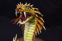 PAPER MACHE / by Mark Hall