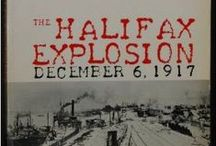 Halifax Explosion / The Halifax Explosion occured in Halifax, Nova Scotia, on the morning of Dec. 6th, 1917 SS Mont Blanc, a French cargo ship fully loaded with wartime explosives, collided with the Norwegian vessel SS Imo in the Narrows, a strait connecting upper Halifax Harbour to Bedford Basin. A fire on board the French ship ignited her cargo, causing a cataclysmic explosion that devastated the Richmond District of Halifax.Approximately 2000 people were killed, and an estimated 9000 others were injured.